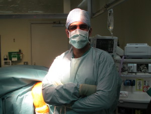 Mr Sunil Auplish Consultant Orthopaedic Surgeon